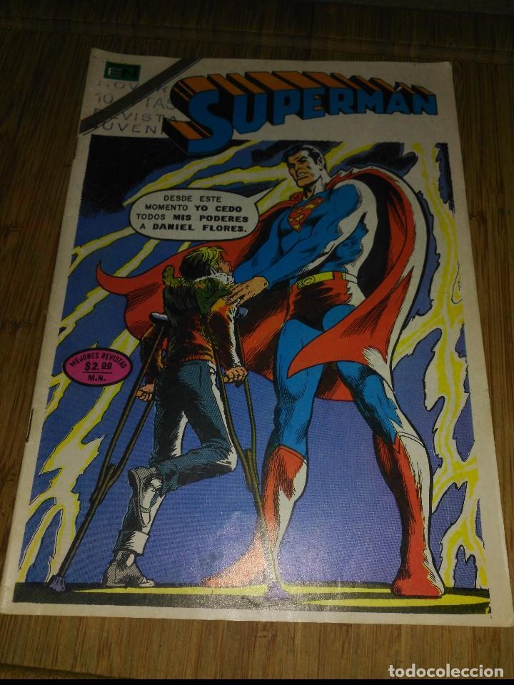 SUPERMAN NOVARO Nº 964 NOVARO (Tebeos y Comics - Novaro - Superman)