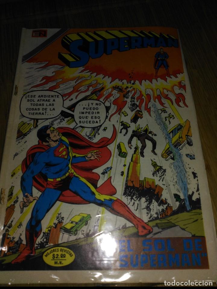 SUPERMAN NOVARO Nº 968 (Tebeos y Comics - Novaro - Superman)