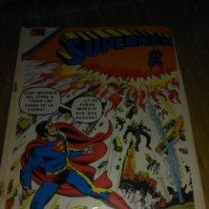 Tebeos: SUPERMAN NOVARO Nº 968. Lote 148651582