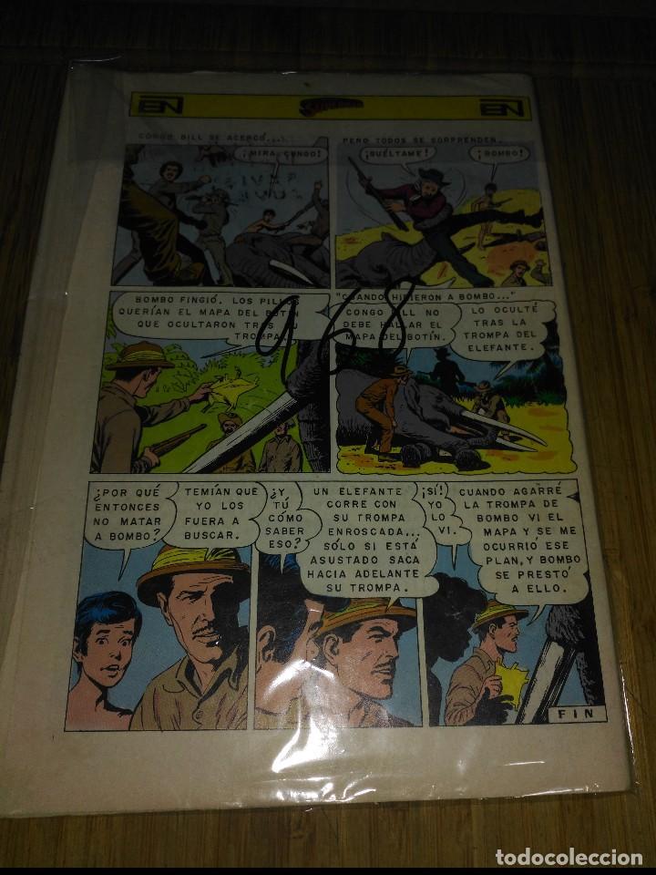 Tebeos: Superman Novaro Nº 968 - Foto 2 - 148651582
