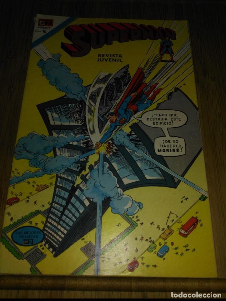 SUPERMAN NOVARO Nº 996 (Tebeos y Comics - Novaro - Superman)