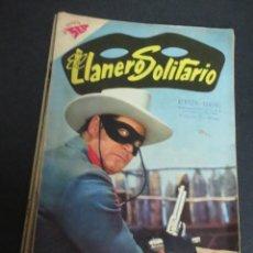 Tebeos: EL LLANERO SOLITARIO LA GUERRA DE LAS CERCAS Nº 73 1 ABRIL 1959. Lote 148786346