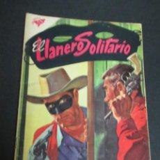 Tebeos: EL LLANERO SOLITARIO FUEGO EN EL VALLE DEL POTRO SALVAJE Nº 82 1 ENERO 1960. Lote 148787662