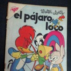 Tebeos: EL PÁJARO LOCO Nº 142 1 SEPTIEMBRE 1958. Lote 148796350