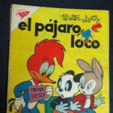 Tebeos: EL PÁJARO LOCO Nº 135 15 MAYO 1958. Lote 148796502