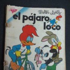 Tebeos: EL PÁJARO LOCO Nº 144 1 OCTUBRE 1958. Lote 148798818