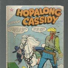 Tebeos: HOPALONG CASSIDY 58, 1959, NOVARO. Lote 149270398