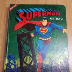 Tebeos: NOVARO - SUPERMAN EXTRA 2 - TAPA DURA. Lote 149283534