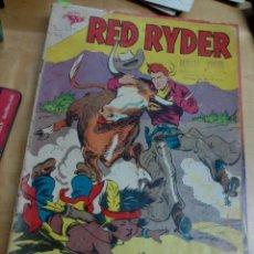 Tebeos: RED RYDER EL CASO DEL ORO Nº 94 1 AGOSTO 1962. Lote 149356602