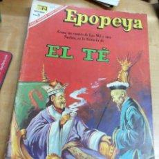 Tebeos: EPOPEYA EL TÉ Nº 106 1 MARZO 1967. Lote 149356758