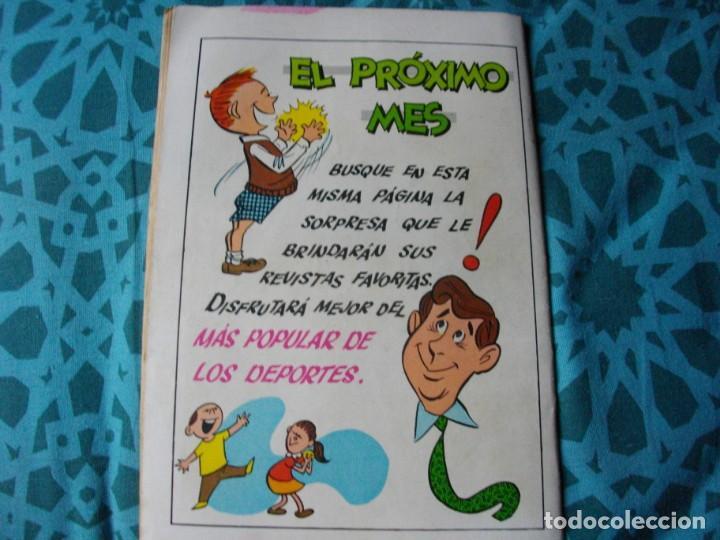 Tebeos: EPOPEYA - LOS 5 SENTIDOS Nº 114 EL DE LAS FOTOS VER TODOS MIS COMICS - Foto 7 - 149679242