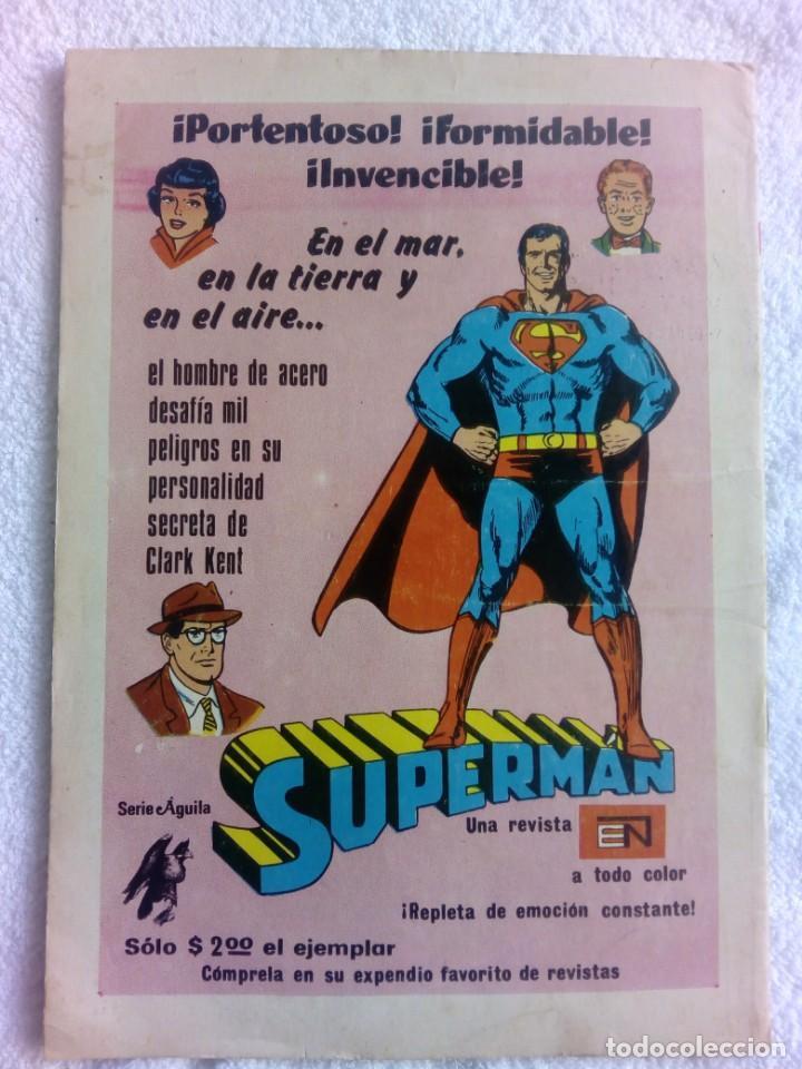 Tebeos: ROMANCES JUVENILES * Nº 225 * Serie Águila * NOVARO México * 1975 - Foto 4 - 149831754