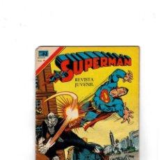 Tebeos: SUPERMÁN -SERIE ÁGUILA Nº 1134- NOVARO,1977.. Lote 149905250