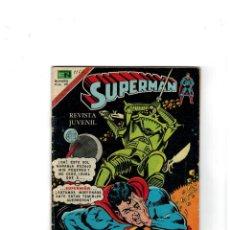 Tebeos: SUPERMÁN -SERIE ÁGUILA Nº 1166- NOVARO,1978.. Lote 149905642