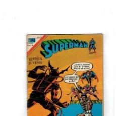 Tebeos: SUPERMÁN -SERIE ÁGUILA Nº 1111- NOVARO,1977.. Lote 149905770