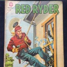 Tebeos: RED RYDER 6 COMICS 2 EPOCAS (60S Y 70S) MUY BUEN ESTADO. Lote 150085250