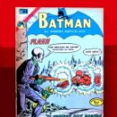 Tebeos: BATMAN PRESENTA FLASH, Nº 662, 1972, EDITORIAL NOVARO, ORIGINAL, DIFÍCIL.. Lote 150292178