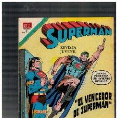 Tebeos: SUPERMÁN Nº 891 NOVARO,1973. BUENO.. Lote 150699854