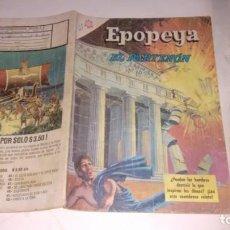Tebeos: EPOPEYA - NUMERO 98 -. Lote 150751830