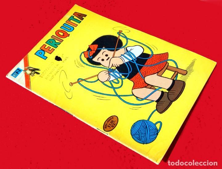Tebeos: PERIQUITA, Nº 191 - 1975, SERIE ÁGUILA - EDITORIAL NOVARO - ORIGINAL - NUEVO - DIFÍCIL - Foto 2 - 217281645
