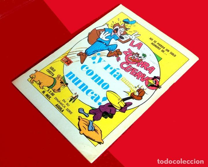Tebeos: PERIQUITA, Nº 191 - 1975, SERIE ÁGUILA - EDITORIAL NOVARO - ORIGINAL - NUEVO - DIFÍCIL - Foto 5 - 217281645