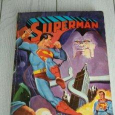 Tebeos: MÉXICO NOVARO SUPERMAN LIBROCOMIC TOMO LI (1979) MUY BUEN ESTADO. Lote 150994282