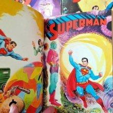 Tebeos: MÉXICO NOVARO LIBROCOMIC SUPERMAN 4 TOMOS ENCUADERNADOS,MUY BUEN ESTADO. Lote 150998154