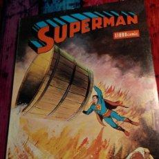 Tebeos: NOVARO(MÉXICO) SUPERMAN LIBROCOMIC TOMO XXXV (1977) MUY BUEN ESTADO. Lote 150994682