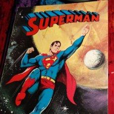 Tebeos: MÉXICO NOVARO SUPERMAN LIBROCOMIC TOMO XXII (1976) MUY BUEN ESTADO. Lote 150995338