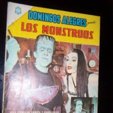 Tebeos: DOMINGOS ALEGRES N.600 LOS MONSTERS GERMAN MONSTER SERIE TV. Lote 130530634