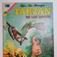 Tebeos: NOVARO - TARZAN DE LOS MONOS - TARZAN Y EL VAMPIRO VERDE NÚMERO 332 - 1972. Lote 151191986