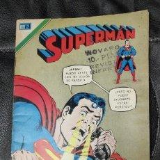 Tebeos: SUPERMAN NOVARO Nº955. Lote 151218170