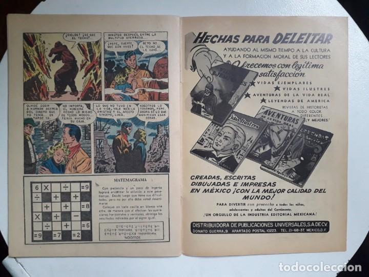 Tebeos: Aventura n° 41 - Caballos salvajes! - original editorial Novaro - Foto 3 - 151237050