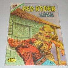 Tebeos: RED RYDER Nº 222. Lote 151261738
