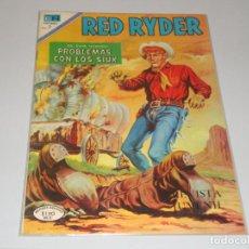 Tebeos: RED RYDER Nº 219. Lote 151262166