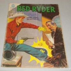 Tebeos: RED RYDER Nº 131 AGUJERO EN LA PORTADA. Lote 151265354
