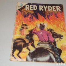 Tebeos: RED RYDER Nº 136. Lote 151265686