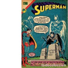 Tebeos: SUPERMAN Nº 904. 21 DE MARZO DE 1973. NOVARO, MÉXICO. Lote 48470132