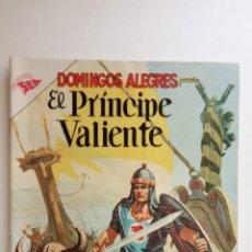 Tebeos: DOMINGOS ALEGRES Nº 130 - PRINCIPE VALIENTE - 1956 SEA - MUY NUEVO. Lote 151323894