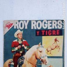 Tebeos: ROY ROGERS Y TIGRE Nº 53 - SEA 1957. Lote 151325430