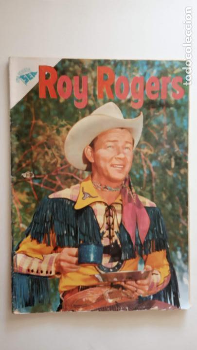 ROY ROGERS Nº 544 - SEA 1956 (Tebeos y Comics - Novaro - Roy Roger)