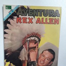 Tebeos: AVENTURA N° 531 - REX ALLEN! - ORIGINAL EDITORIAL NOVARO. Lote 151359930