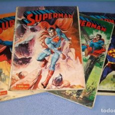 Tebeos: 4 COMICS DE SUPERMAN LIBROCOMIC DE NOVARO ORIGINALES VER FOTOS Y DESCRIPCION. Lote 151363762