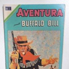 Tebeos: AVENTURA N° 700 - BUFFALO BILL - ORIGINAL EDITORIAL NOVARO. Lote 151364894