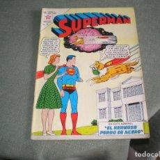 Tebeos: SUPERMAN Nº 409. Lote 151366334