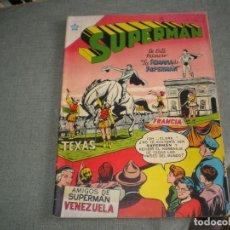 Tebeos: SUPERMAN Nº 64. Lote 151367546