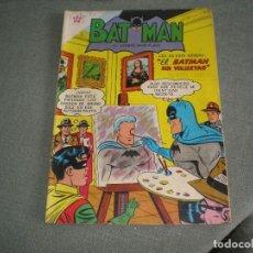 Tebeos: BATMAN Nº 57 DE LOS PRIMEROS EN LLEGAR A ESPAÑA. Lote 151368802