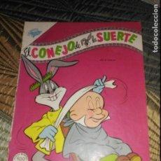 Tebeos: EL CONEJO DE LA SUERTE Nº54 PROCEDENTE DE ENCUADERNACIÓN.. Lote 151626462