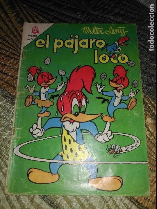 EL PÁJARO LOCO Nº 280 (Tebeos y Comics - Novaro - Otros)