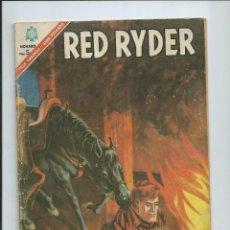 Tebeos: RED RYDER Nº 143 ED. NOVARO (SEPT 1966). Lote 151886586